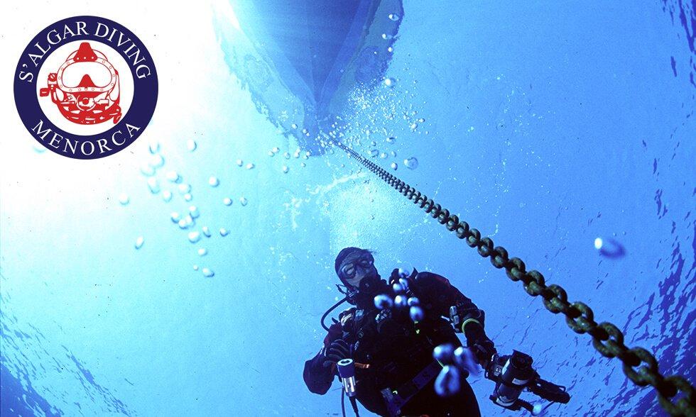 Inmersiones en Menorca | S'Algar Diving