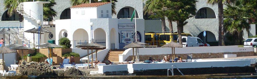 S'Algar Diving Menorca