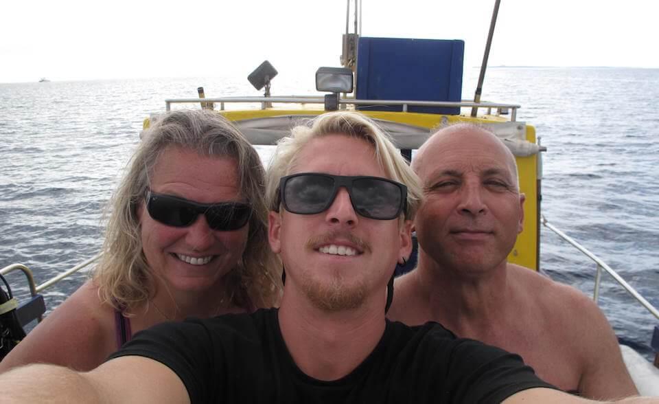 Quien somos? S'Algar Diving, Menorca