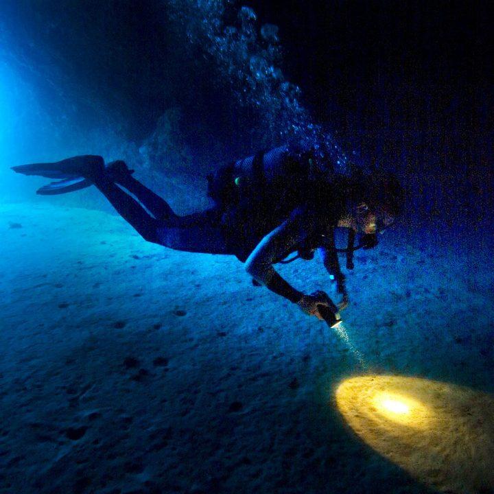 TDI Caven Diver Course | S'Algar Diving, Menorca