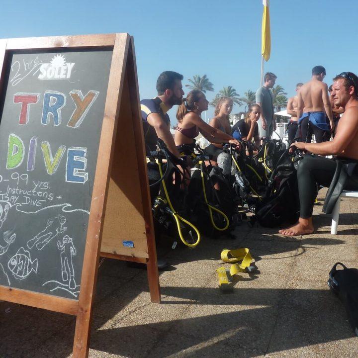 PADI eLearning Open Water Diver Course, Menorca