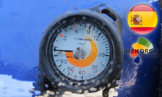 Spanish Law and Regulatiosn on Scuba Diving in Menorca