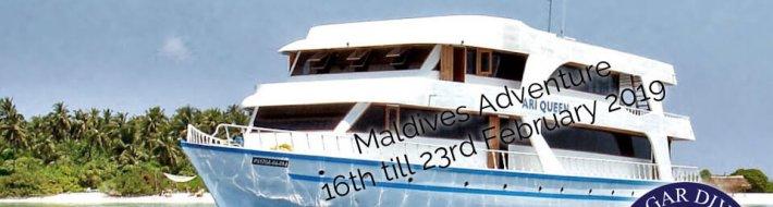 Maldives liveaboard 2019 MY Ari Queen